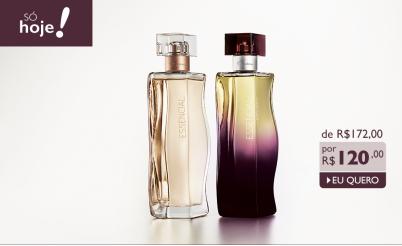 Deo Parfum Essencial e Essencial Exclusivo