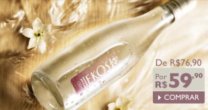 Desodorante Colônia Frescor Madeira em Flor - 150 ml